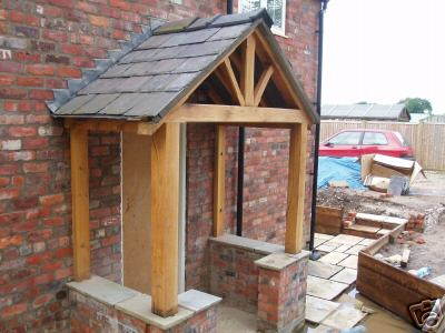 amazing porch designs in uk catering quote with porch canopy kit & Porch Canopy Kit. Oak Porch Self Build Porch Kits Also Available ...