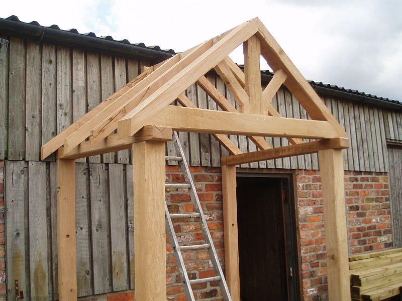 Porch roof kit joy studio design gallery best design for Front porch roof kits